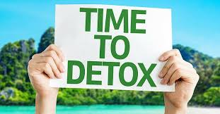 What happens when you start detoxing?