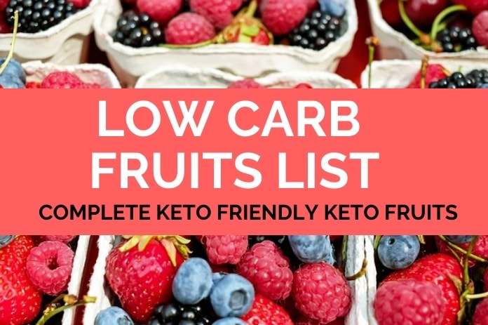 Your go-to guide to the best low-carb fruits to eat while on the keto diet